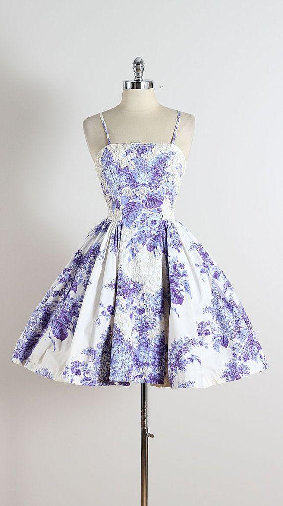 Best 25  50s dresses ideas on Pinterest | 1950s fashion dresses ...