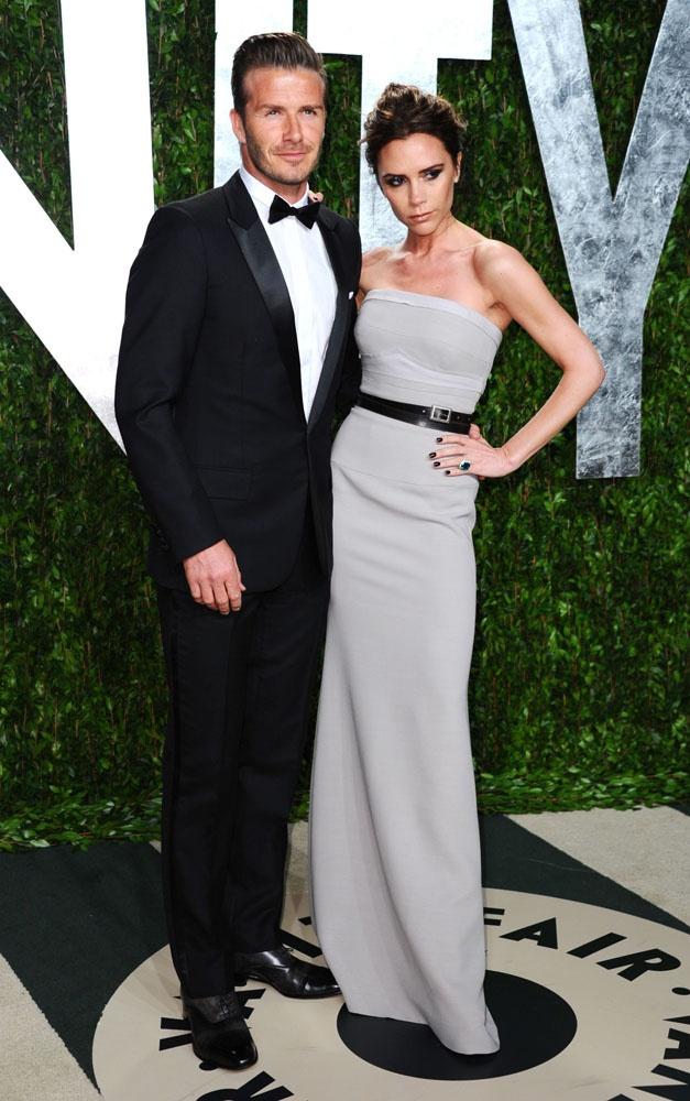 ¡Amor con estilo! Las parejas mejor vestidas DAVID Y VICTORIA BECKHAM.
