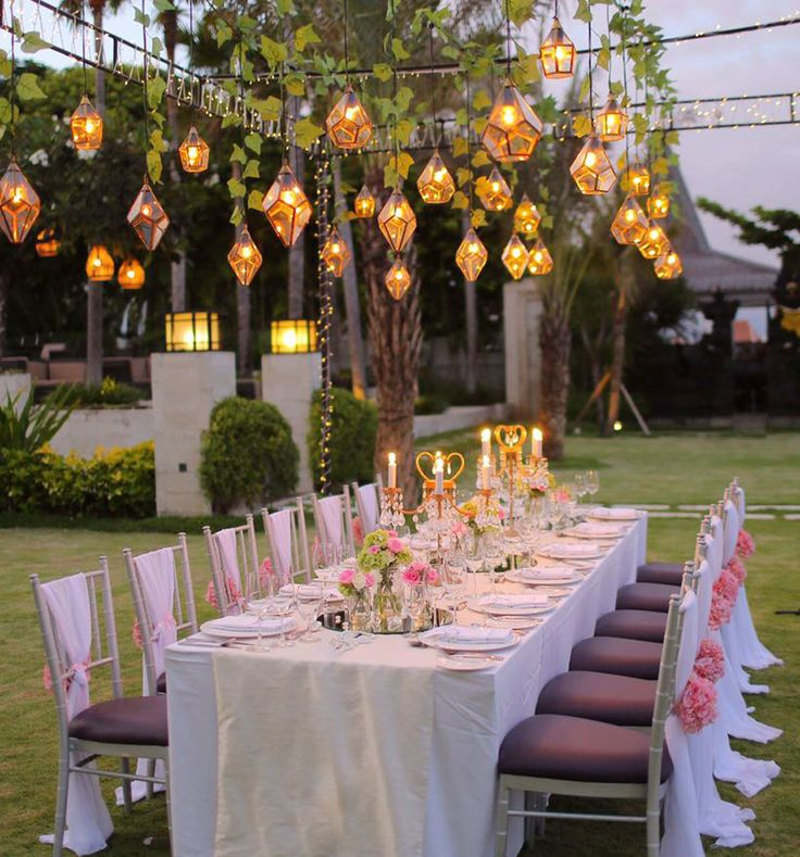 The #SakalaBeachClub terrace can be easily transformed into a bespoke wedding reception venue.   #TheSakalaResortBali #SakalaBeachClub #SakalaBali