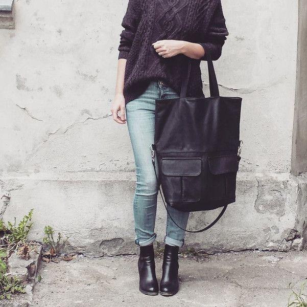 #bagsbylenka MIYA BLACK