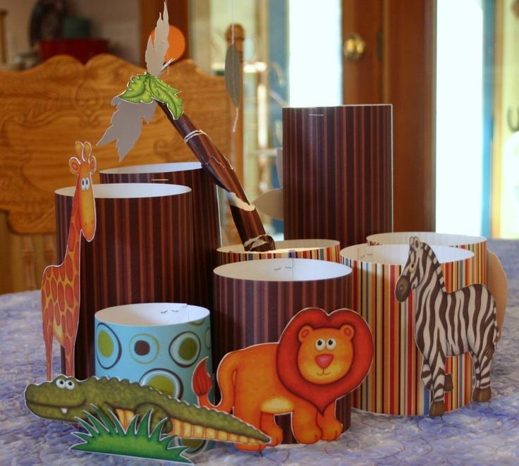 Jungle Safari Vbs: 53 Best Images About VBS Jungle Theme Ideas On Pinterest