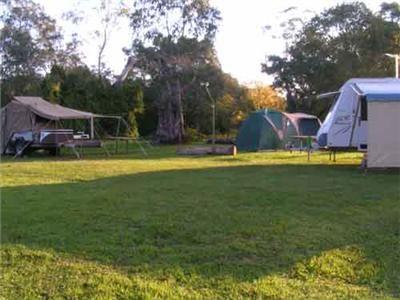 Camping in Sydney