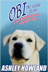 Obi the Super Puppy and the Mystery of the Red Mist. Cover 2