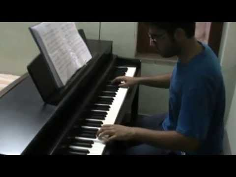 Srayan plays Chopin waltz no.19 in A minor Op. Posth. P2 No. 11 - YouTube