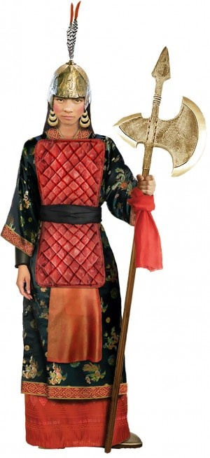 Fu Hao, Shang Dynasty Queen and warrior