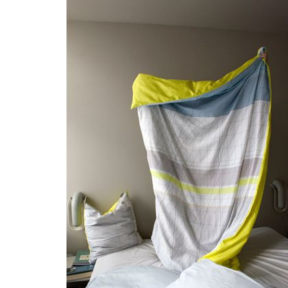 Colour Block Yellow, produced by HAY, Denmark, Scholten & Baijings, 2011 (Photo by Inga Powilleit)