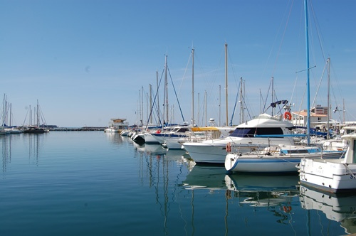 Cap d'Agde, South of France