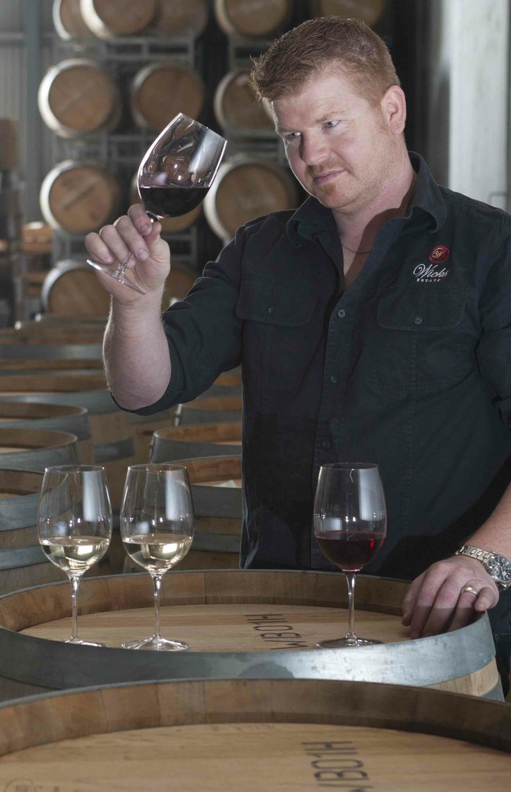 Now in its 16th year, the annual Adelaide Hills Wine Show is increasing in popularity with around 450 wines up for judging from 97 exhibitors all using Adelaide Hills sourced grapes. Photo: Hills Wine Show Convenor Leigh Ratzmer - winemaker for Wicks Estate. Photo by Phil Martin. http://adelaidehills.realviewtechnologies.com/