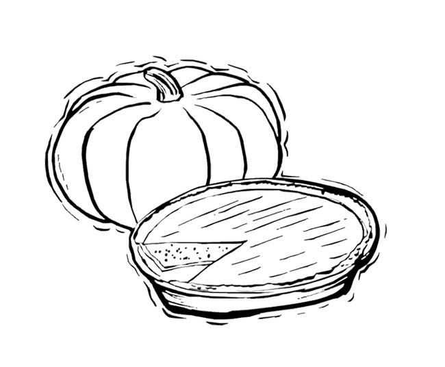 17 beautiful pumpkin pie coloring page gekimoe 83408 for Pumpkin pie coloring page