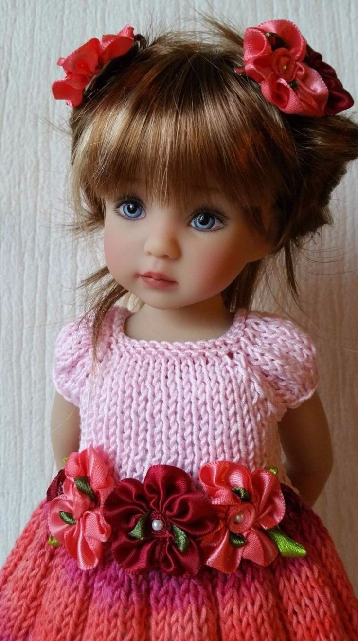 Beautiful Dianna Effner doll