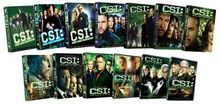 CSI: Crime Scene Investigation - Seasons 1-13 [81 Discs] [DVD]