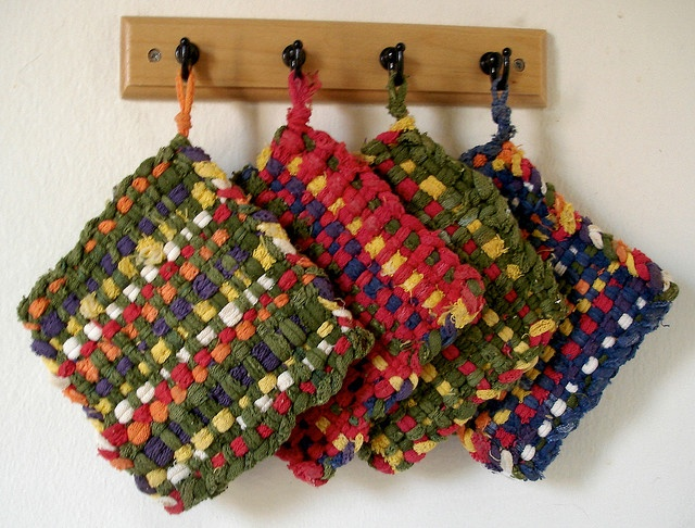 17 Best Images About I Made Them On A Red Metal Loom