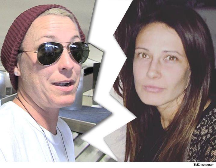 Abby Wambach -- Fastest Divorce Ever ... Focusing On New Girlfriend - http://blog.clairepeetz.com/abby-wambach-fastest-divorce-ever-focusing-on-new-girlfriend/