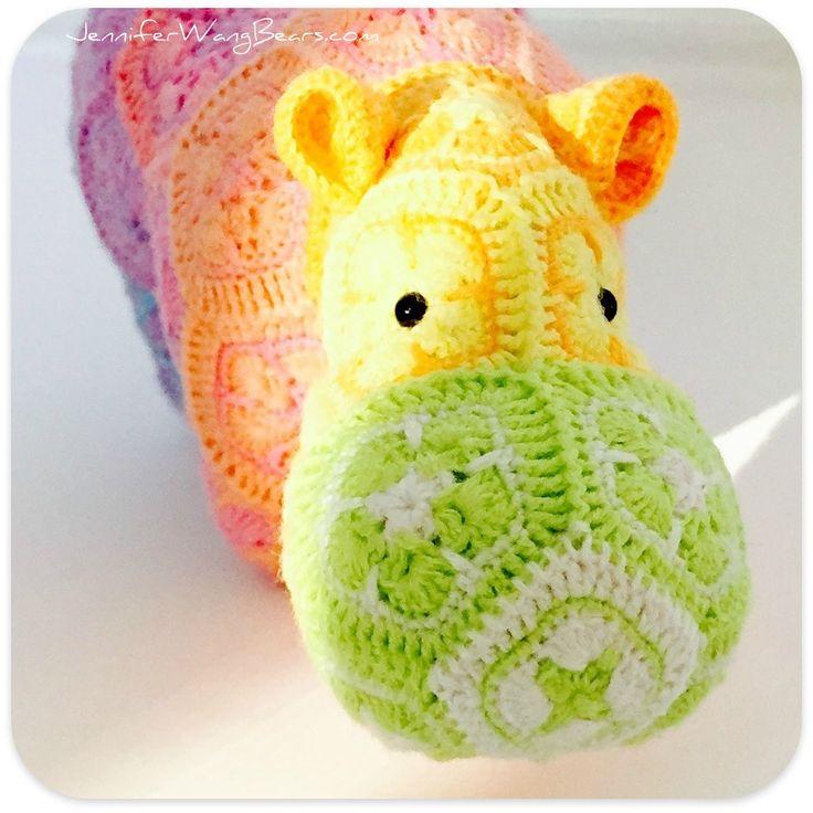 25+ Best Ideas about Crochet African Flowers on Pinterest ...