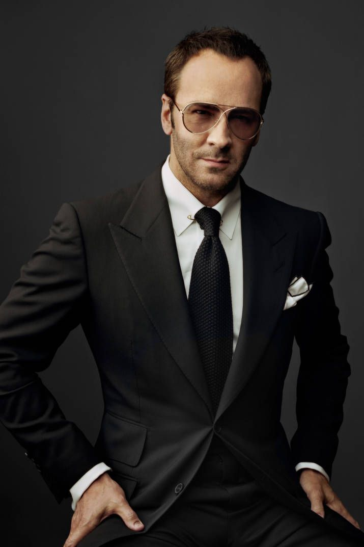 """Tom Ford tells us how to be our most """"impeccable self"""""""