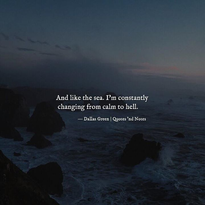 Quotes About Ocean: Best 25+ Deep Quotes Ideas On Pinterest