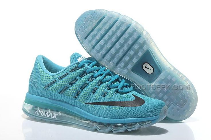 http://www.footseek.com/womens-nike-air-max-2016-running-shoes-light-blueblack.html Only$99.00 WOMENS #NIKE AIR MAX 2016 RUNNING #SHOES LIGHT BLUE/   ...