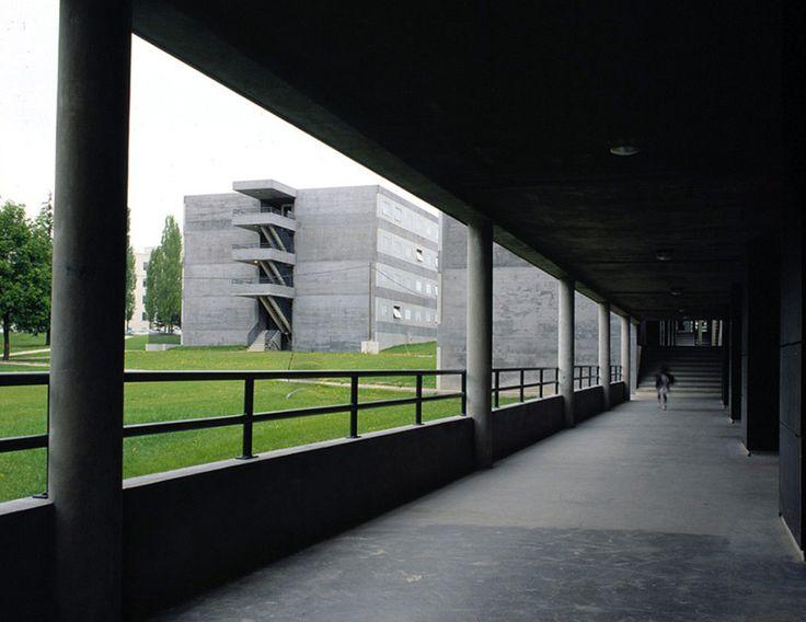 Herzog & De Meuron | Residencia Estudiantil Antipodes | Dijon, Francia…