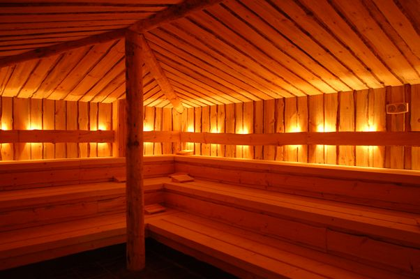 sauna Thermen binnen den Maas
