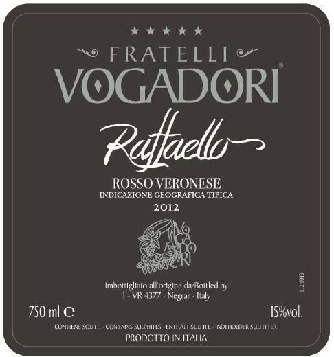 The Raffaello is quite ready: in the end of september we will have the first bottles avaible!  www.amaroneValpolicella.org