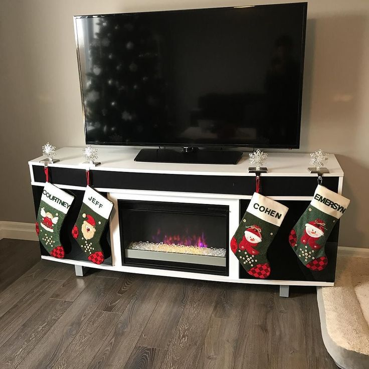 This counts as a fireplace and chimney.... right?!? My kids are really concerned with the lack of a fireplace at the new house. No idea why this year they are in a panic over it as weve never had one. Ever.