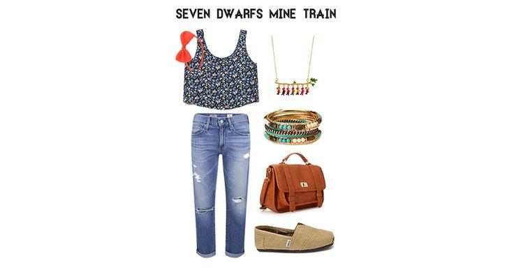 I got Seven Dwarfs Mine Train! Quiz: Which Disney Parks Ride Should Inspire Your Style? | Disney Style