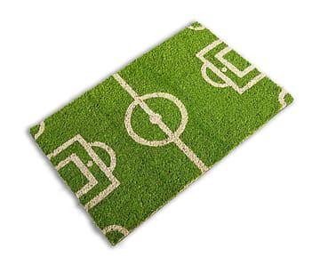 Придверный коврик - кокосовое волокно - зеленый - Ш40хД60