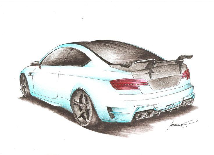 BMW m3 restail