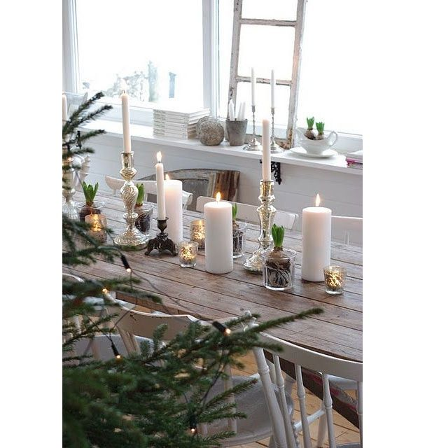 Les inspirations de tables de f tes pour no l no l 2015 - Belle table de noel ...