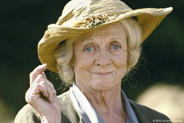 "actress maggie smith films | Maggie Smith as Mrs. Docherty in ""Nanny McPhee Returns."""