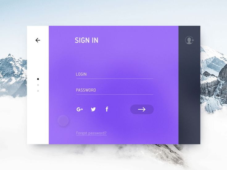 Sign In and Sign Out