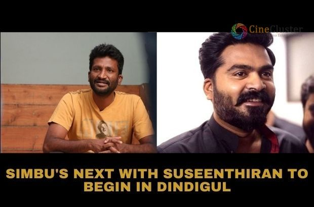 Simbu S Next With Suseenthiran To Begin In Dindigul Up The Movie Political Thriller Drama Movies