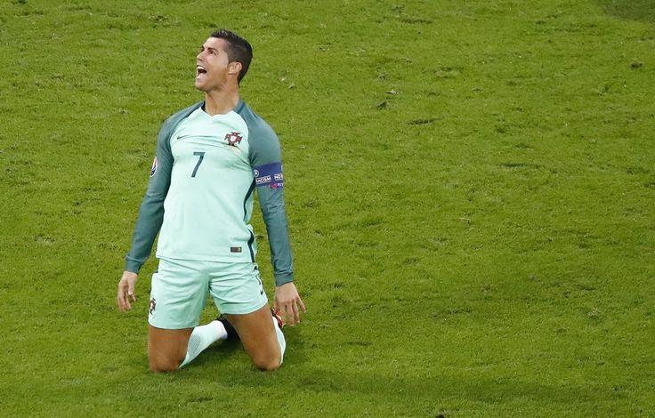 """Cristiano Ronaldo"" - Busca do Twitter"