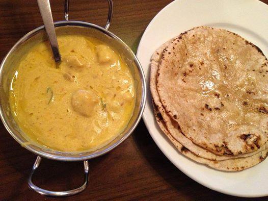 Gujarati Kadi & Chapati - Test Today @ http://www.mrindia.pl/