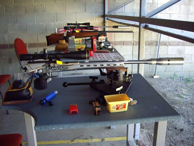 Benchrest Shooting Technique: Rimfire Benchrest