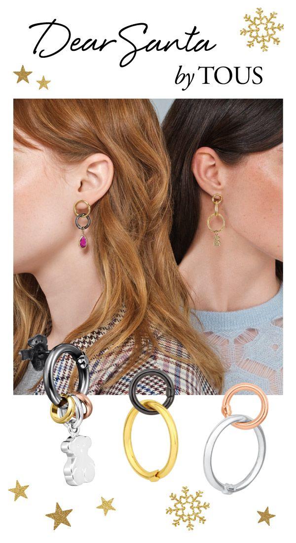 dd699bb52aec Pin de TOUS Jewelry en Dear Santa by TOUS en 2019 | Accesorios ...