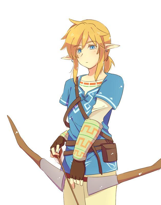 Zelda Wii U by 深刻な時リン不足 (@mermerzelda) | Twitter