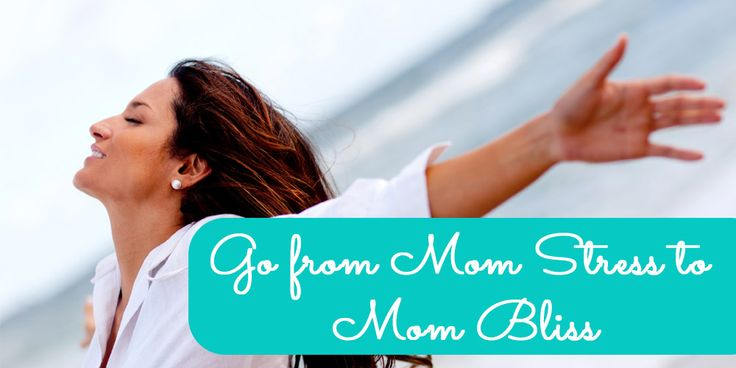 Mom Stress to Mom Bliss Free Course