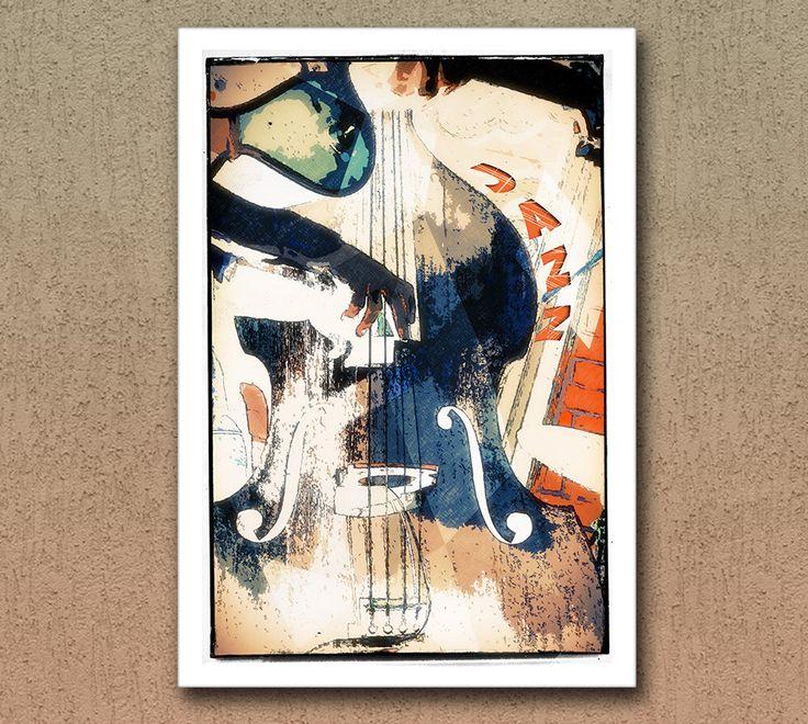 Double bass Jazz Poster, Jazz, Jazz Poster, Jazz Music, Fine Art Print by cinema4design on Etsy https://www.etsy.com/listing/232200973/double-bass-jazz-poster-jazz-jazz-poster