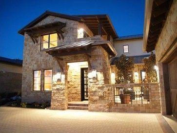 9 best images about hill country modern on pinterest for Hill country stone