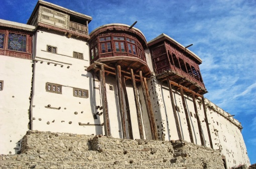 Baltit Fort (Balti Fort) is an ancient fort in the Northern Areas of Pakistan. The foundations of the fort are said to date back around 700 years, but there have been rebuilds and alterations over the centuries.