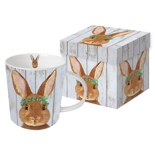 Our #TwoCanArt #Spring #Bunny #Mug #Bunnymug A % of sales go to #autism organizations