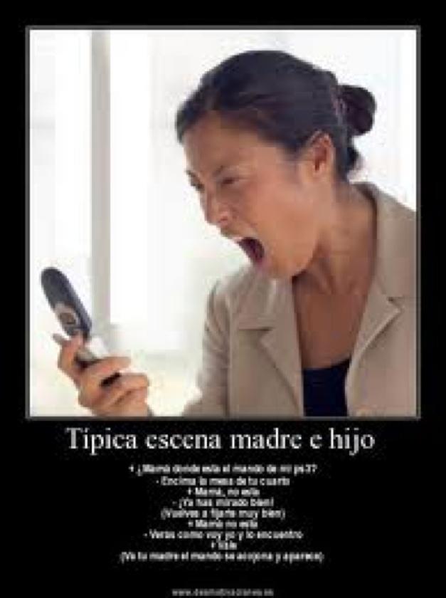 Porqué no me contestas???????? Sorry, pero las madres a veces exageramos |Pinned from PinTo for iPad|