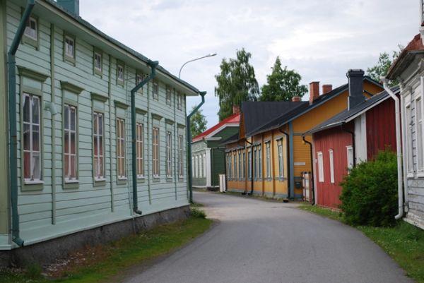 Kristiinankaupunki, Finland.