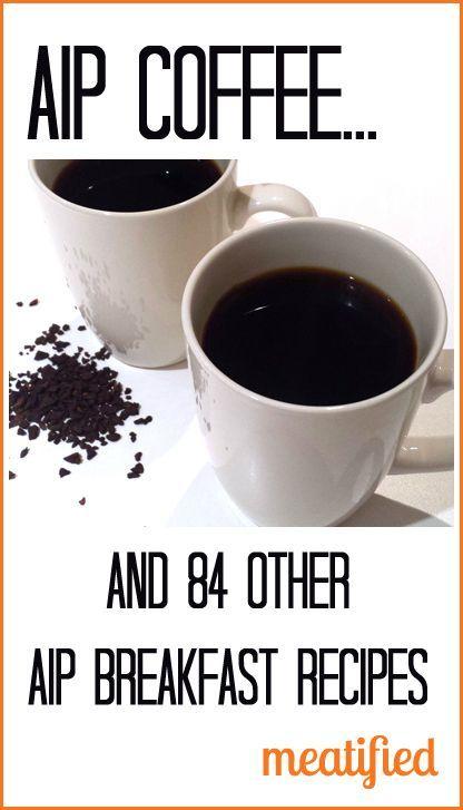 Autoimmune Paleo Coffee