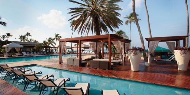 Divi Aruba - resort we stayed at!
