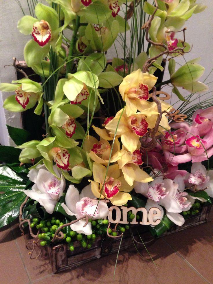orchidea ajándékba