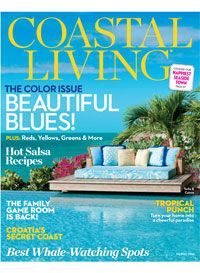 Captivating Coastal Living Magazine March 2014 Issue   Coastal Living