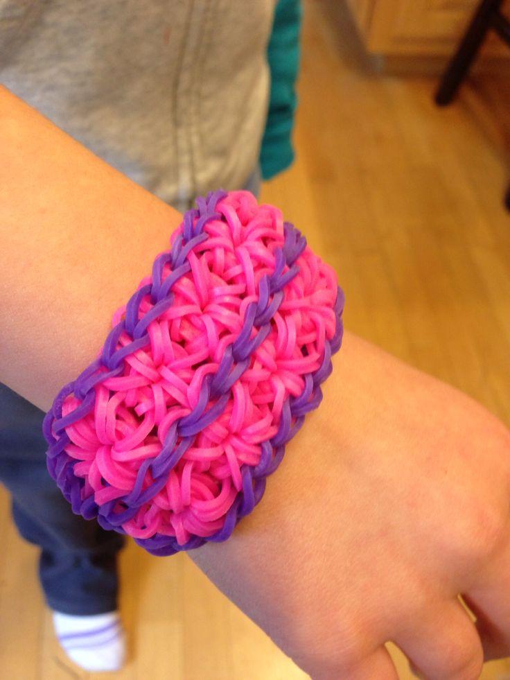 rubber band bracelet patterns pdf