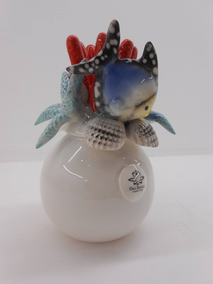 Perfumers, Favors Wedding in porcelain with seaside theme decor